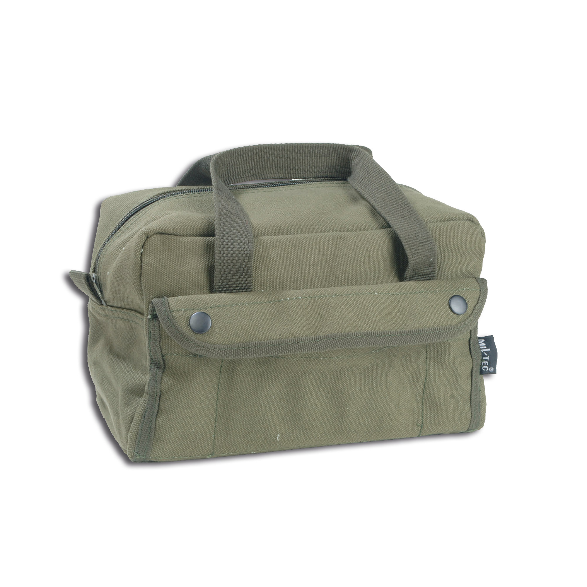 Canvas Carrying Bag Small olive
