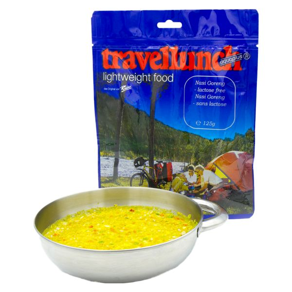 Travellunch Nasi Goreng with Chicken and Rice Lactose Free