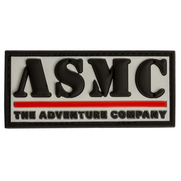 ASMC 3D Patch black/white
