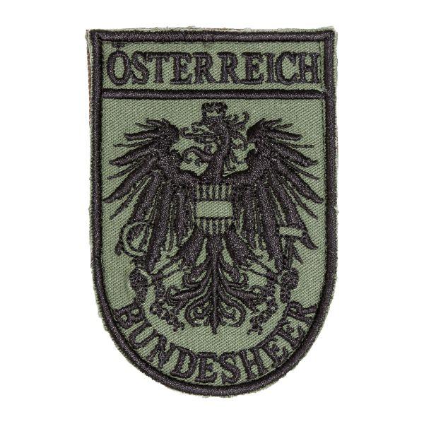 Patch Austrian Bundesheer Textile with Velcro