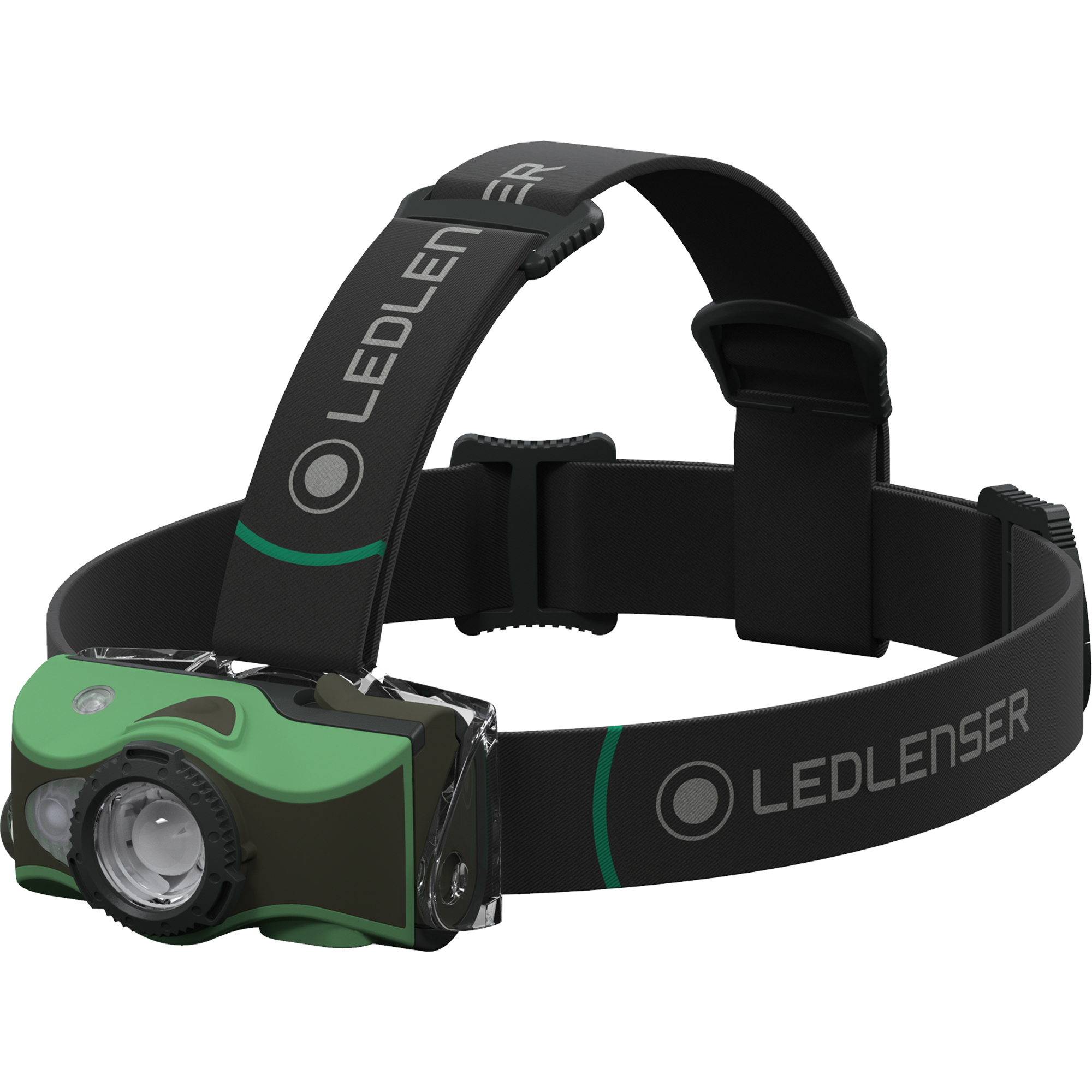 Ledlenser Head Lamp MH8 green