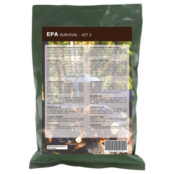 EPA Survival-Kit 2