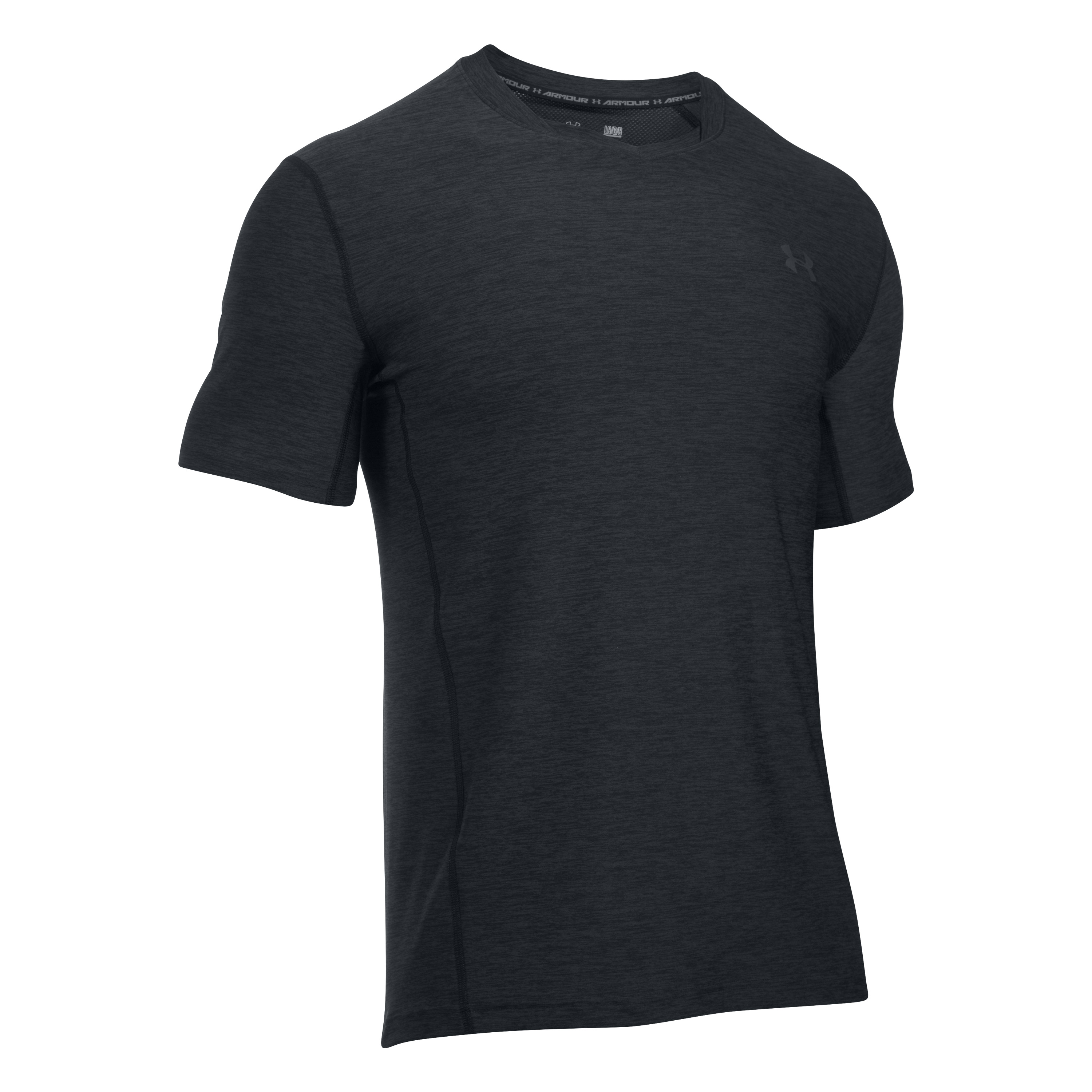 Under Armour Fitness Supervent Fitted black/gray