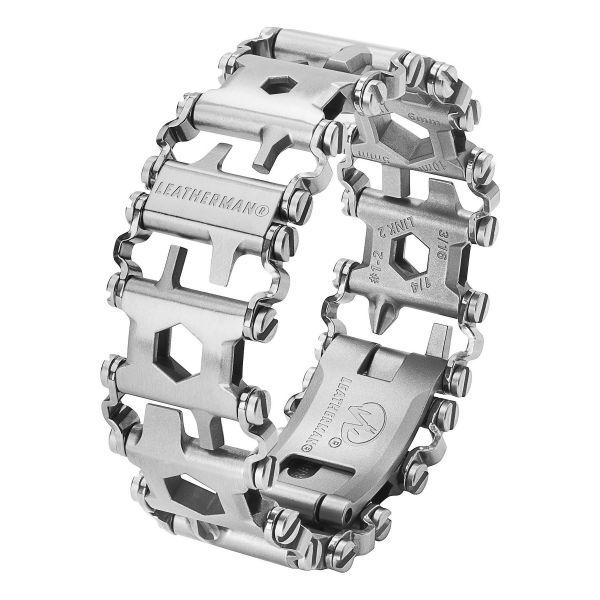 Leatherman Multitool Tread silver