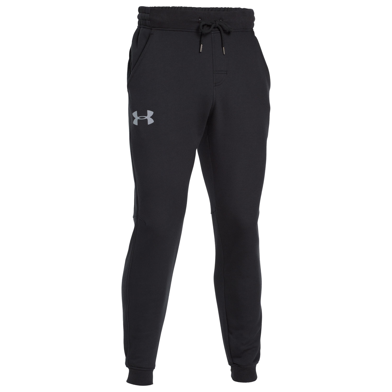 Under Armour Jogging Pants Rival Cotton black