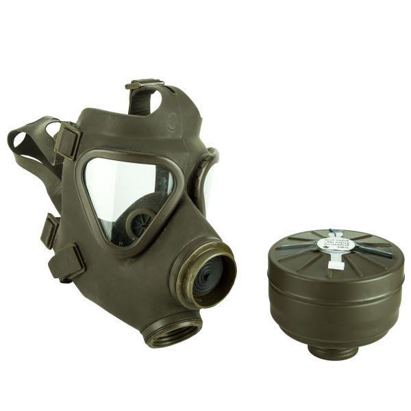 Used German Gas Mask