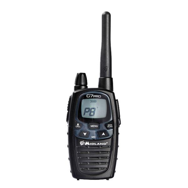 Midland Hand Held Radio G7Pro Set
