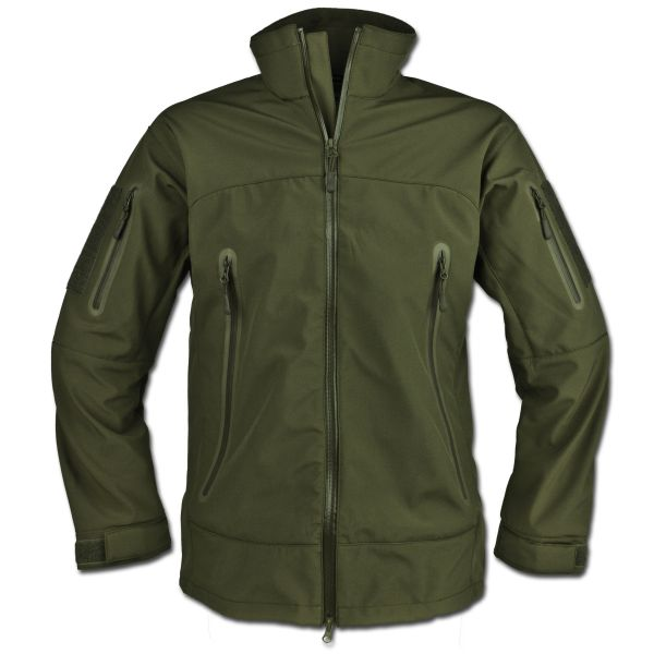 Softshell Jacket MMB olive
