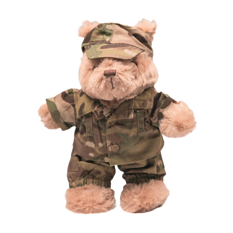 Teddy Bear Suit Small multitarn