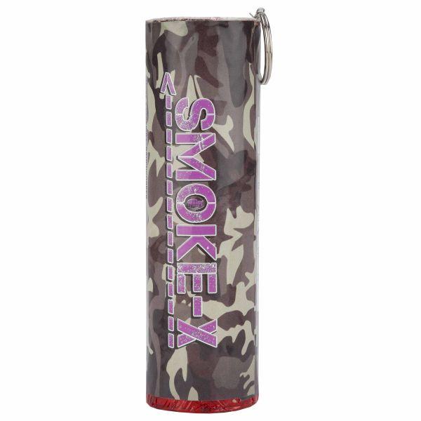 Smoke-X Smoke Grenade SX-11 Wire Pull purple