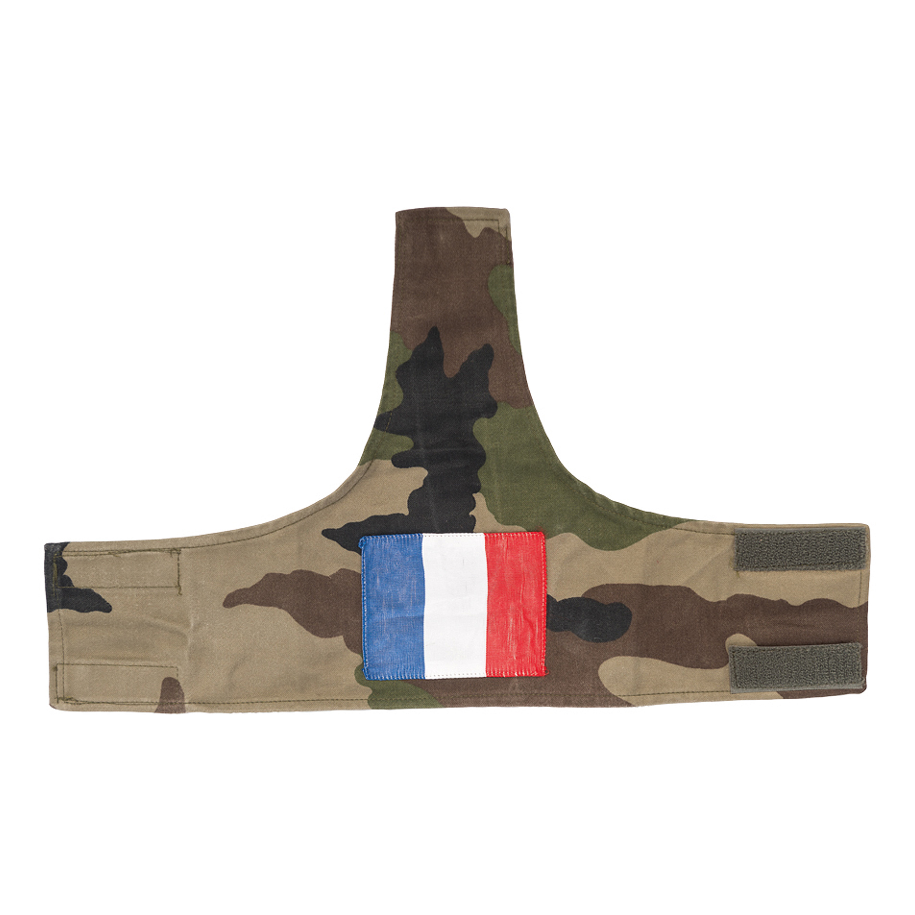 French Arm Office with Flag CCE Camo Used