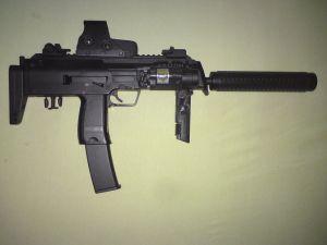 HK MP7 SWAT