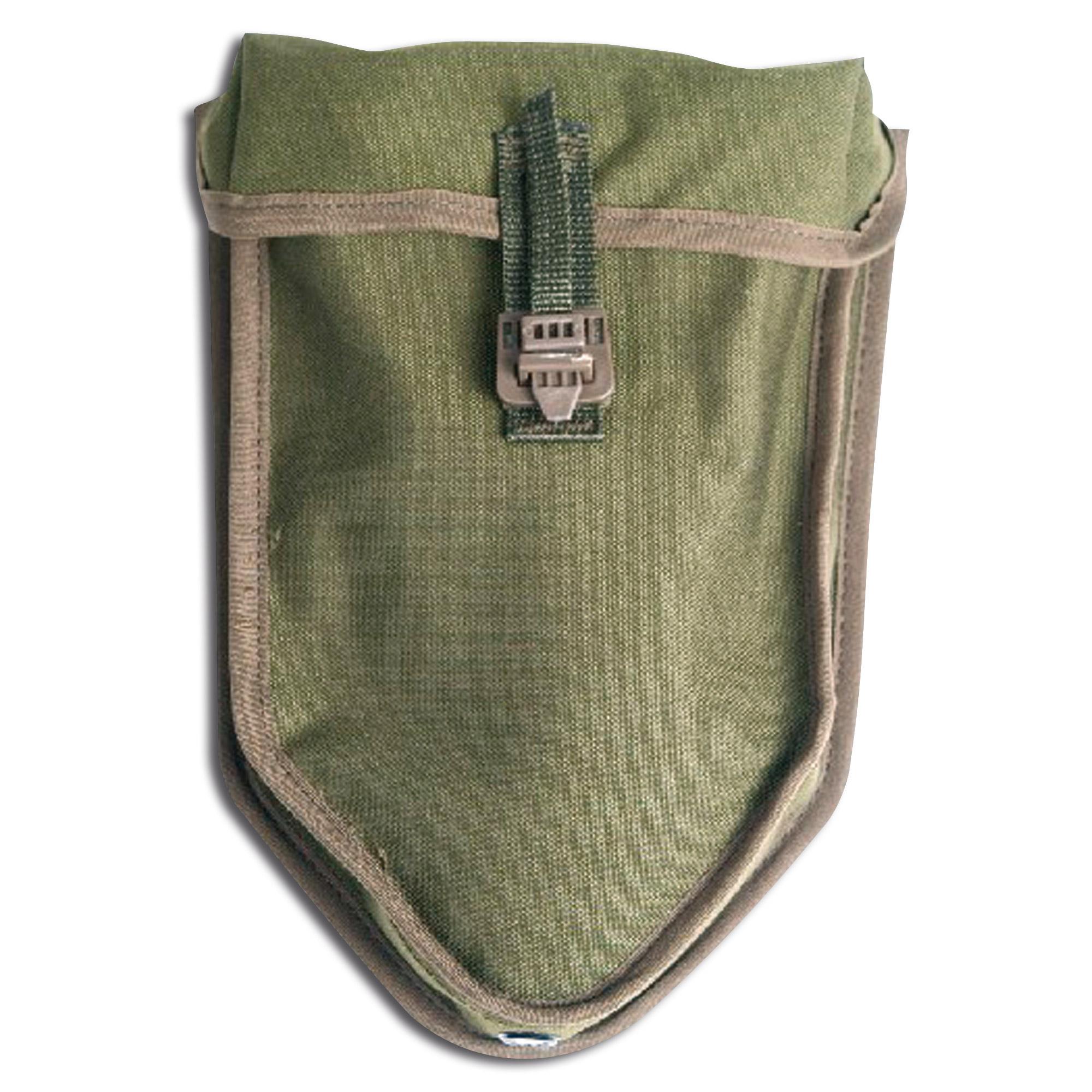BW shovel pouch olive