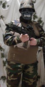 Skully avec G36Sniper