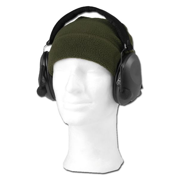 Electronic Hearing Protector Mil-Tec black