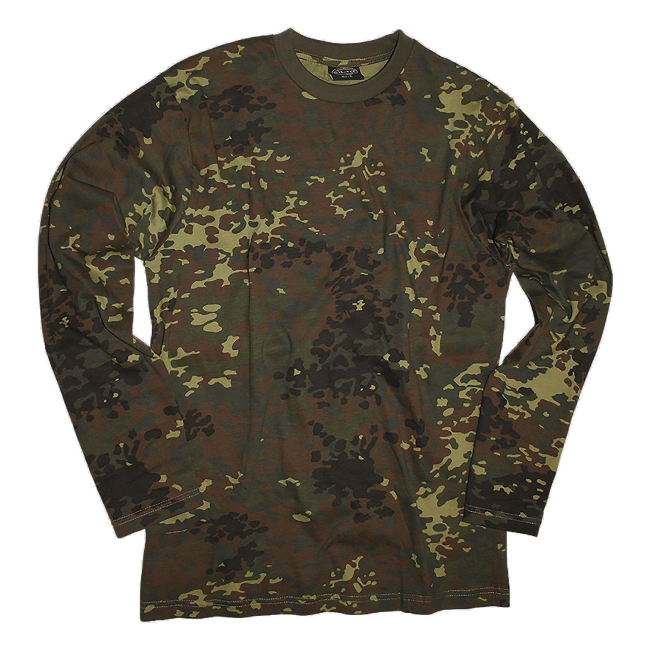 MFH Camiseta Night Camo