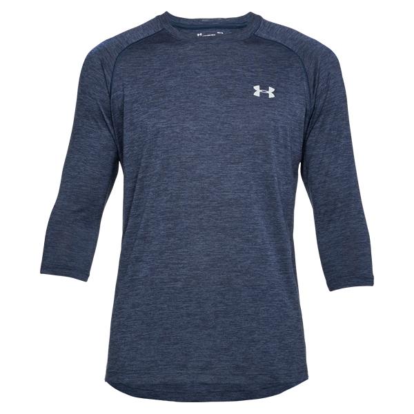Under Armour Long Arm Shirt Tech Power mottled blue