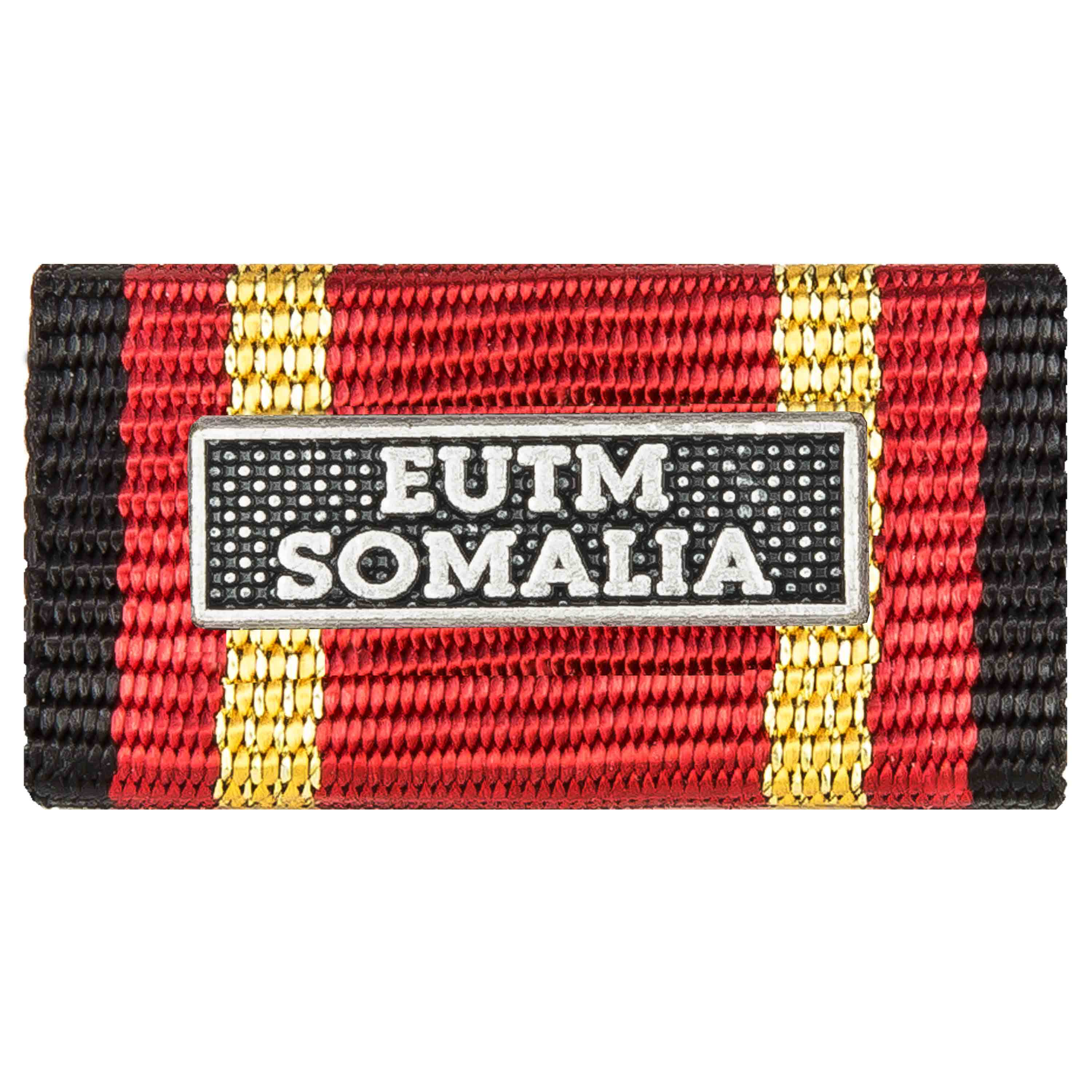 Service Ribbon Deployment Operation EUTM SOMALIA silver