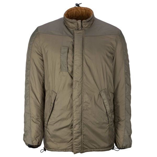 Used Dutch Thermal Jacket Reversible olive/coyote