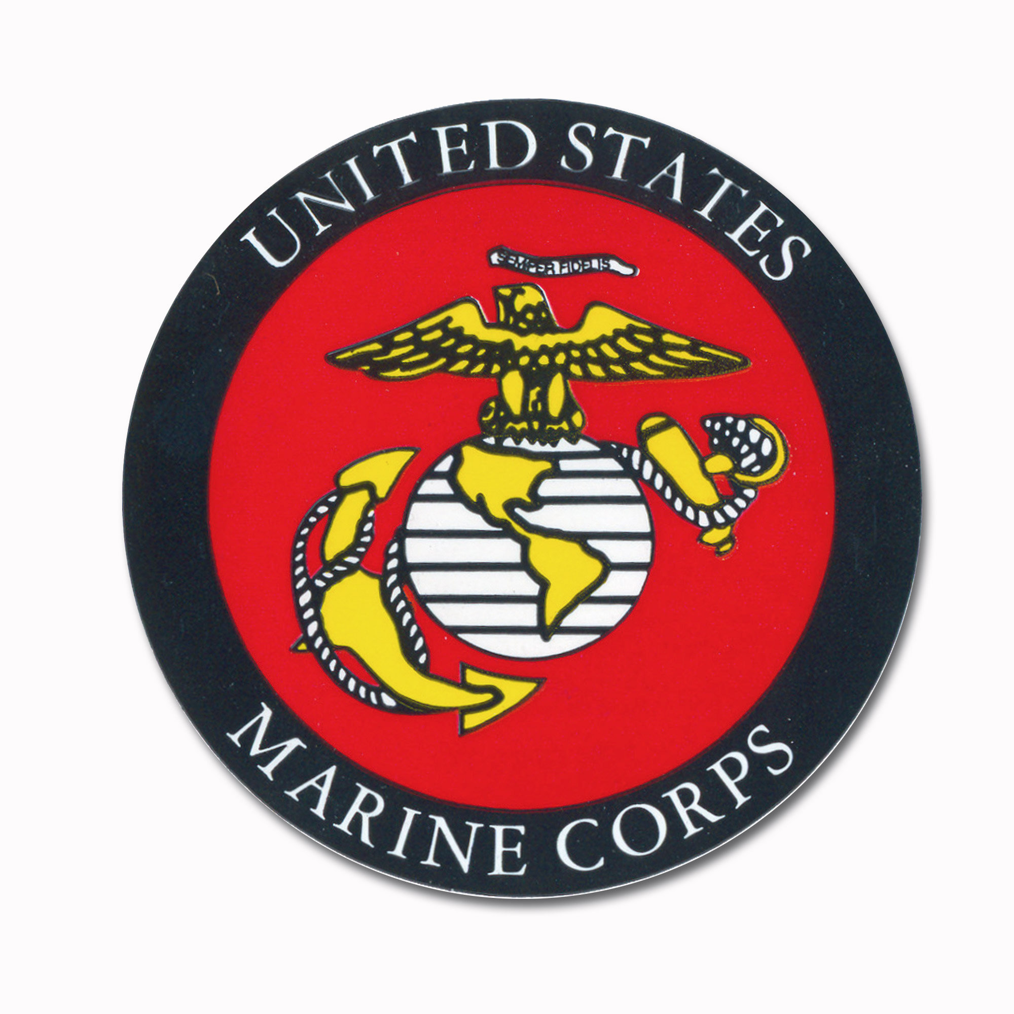 Sticker Marine Corps