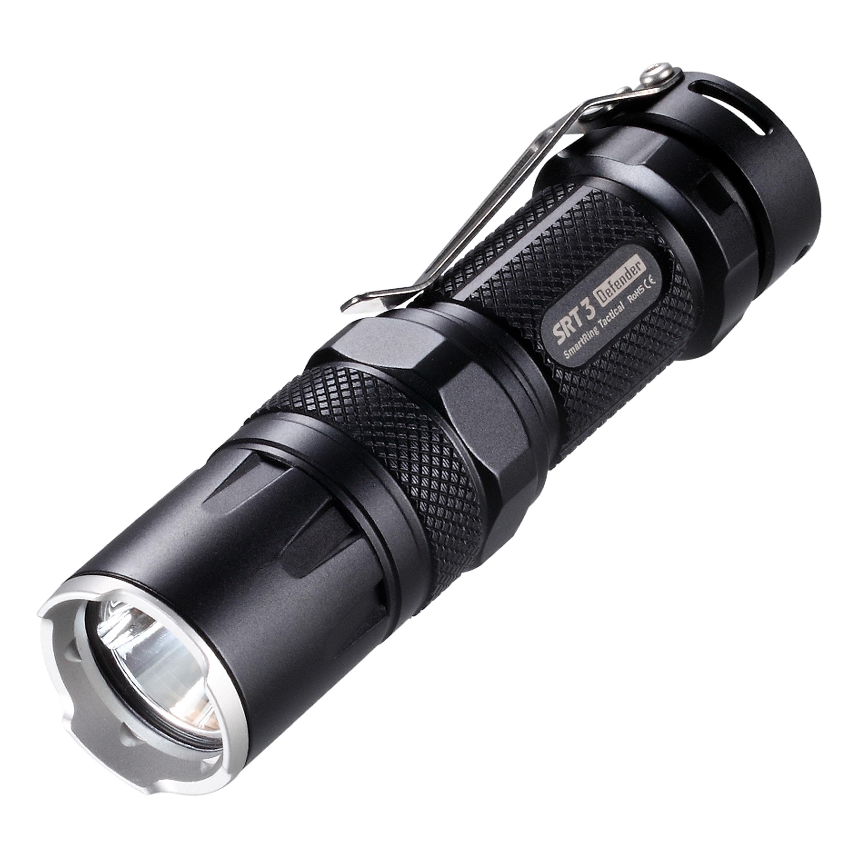 NiteCore Flashlight SRT-3 Defender