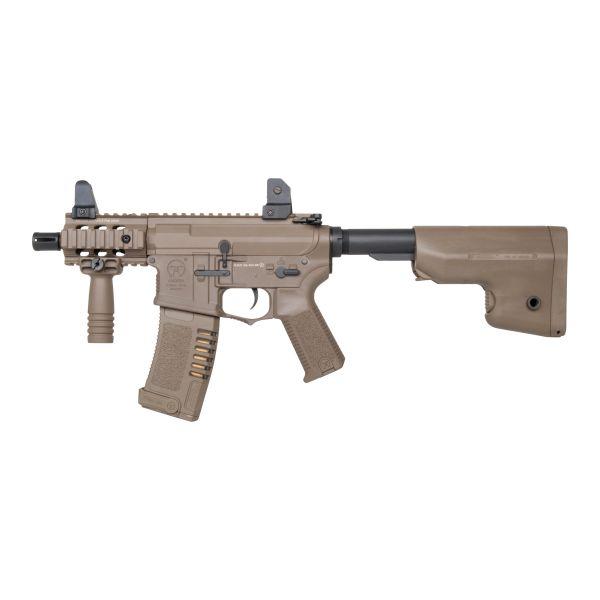 Airsoft Rifle Amoeba M4 007 S-AEG 0.9 J EFCS Dark Earth