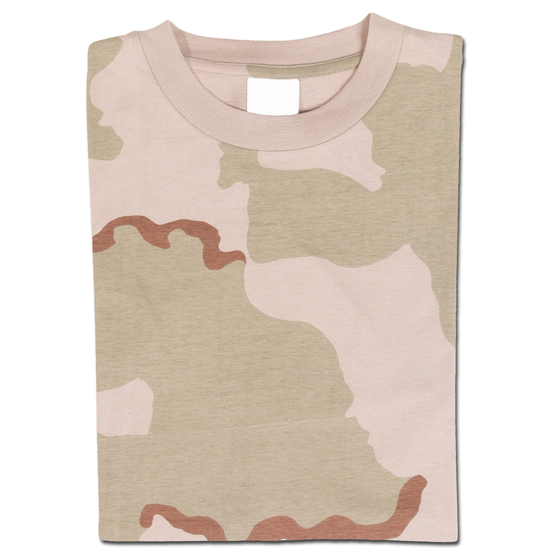 T-Shirt 3-color desert