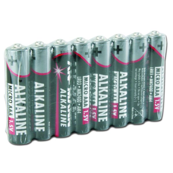 Battery Ansmann AAA Red-Line 8-pack