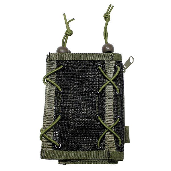 Arm Pocket MFH Money and Map Case olive