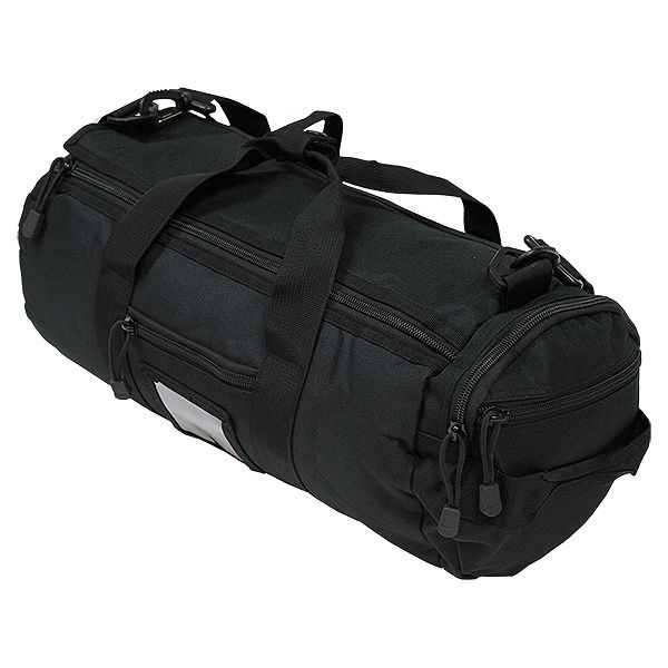 MFH Tactical Bag MOLLE Round black