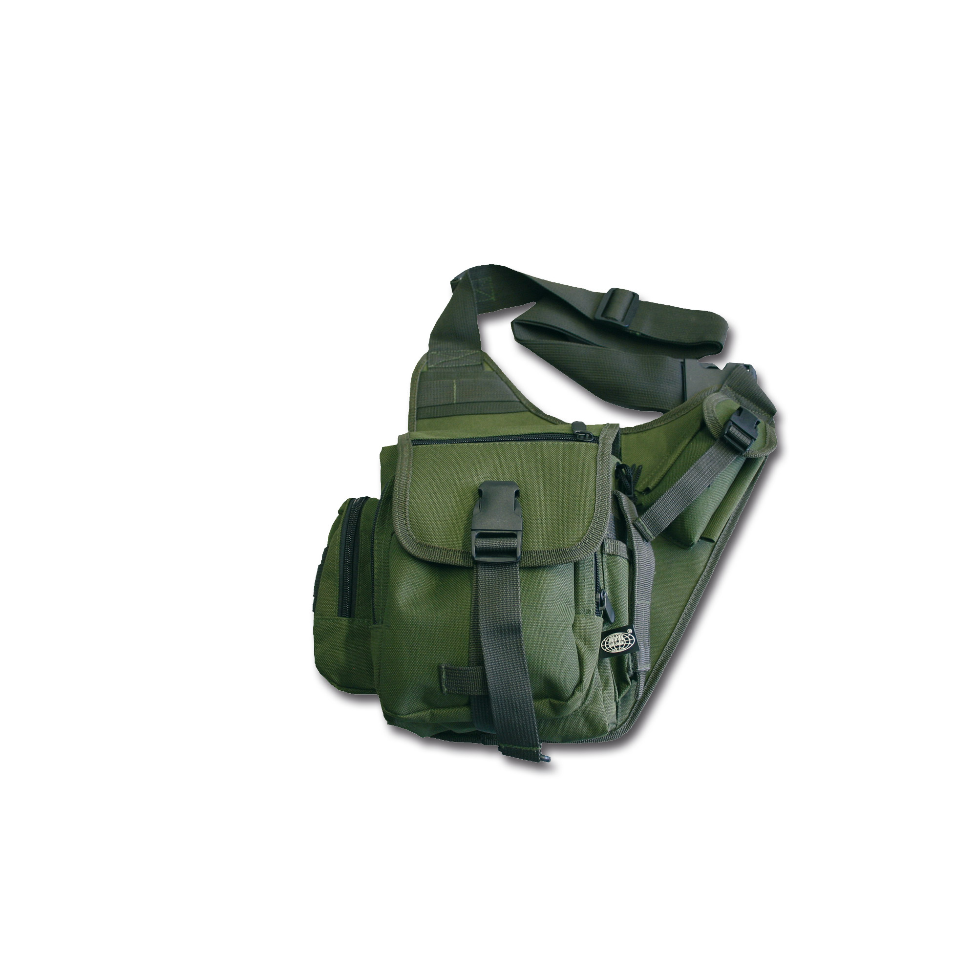 Shoulder Bag Combat olive green