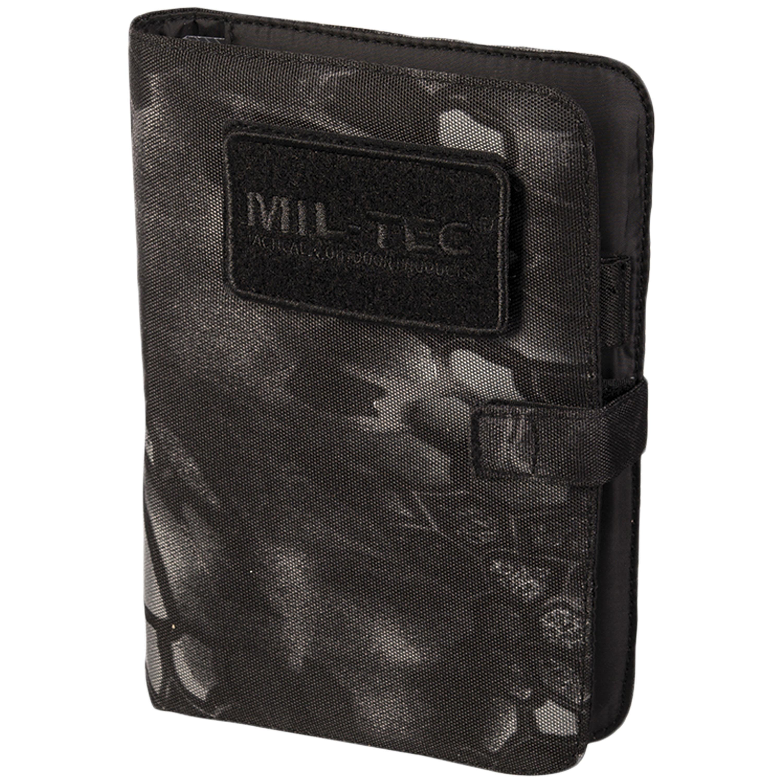 Tactical Notebook Small mandra night