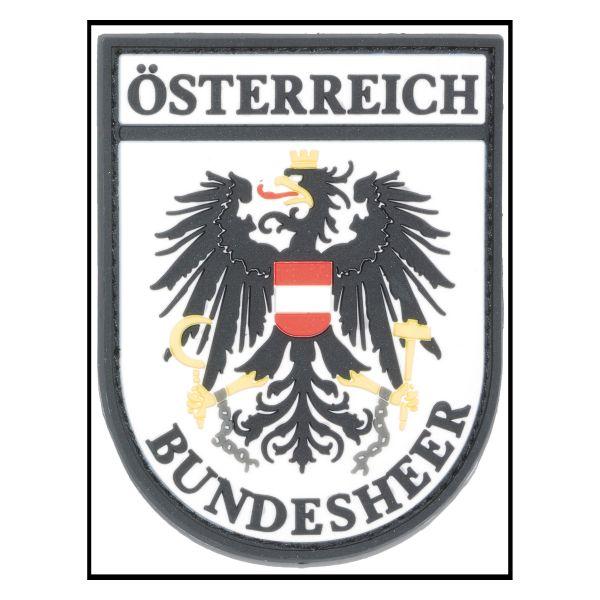 3D-Patch Arm Insignia Österreich Bundesheer fullcolor
