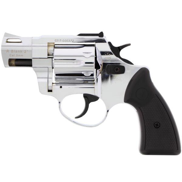 "Zoraki Revolver R2 Chrome 2"""