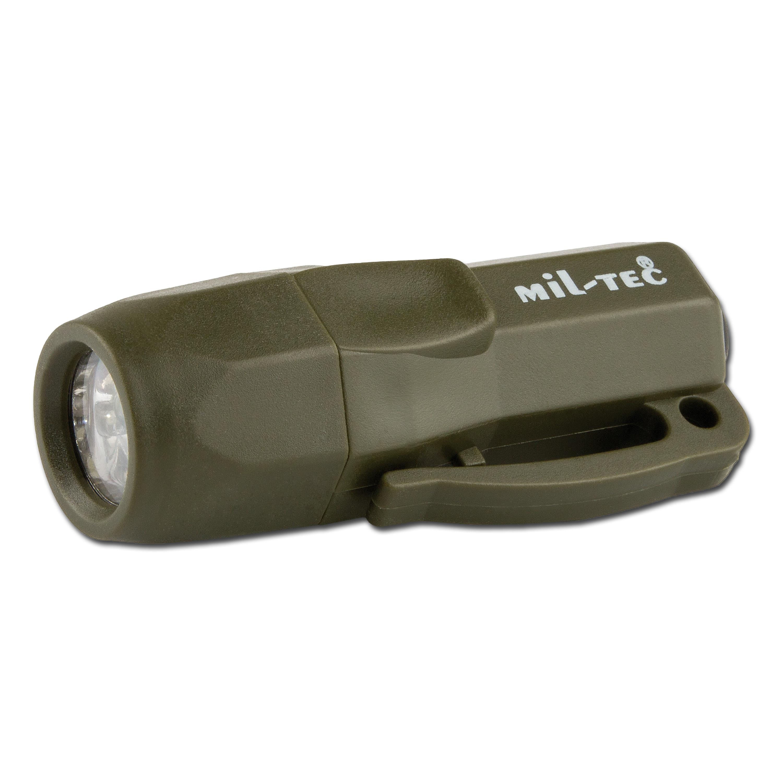 Lamp Mini Rescue olive