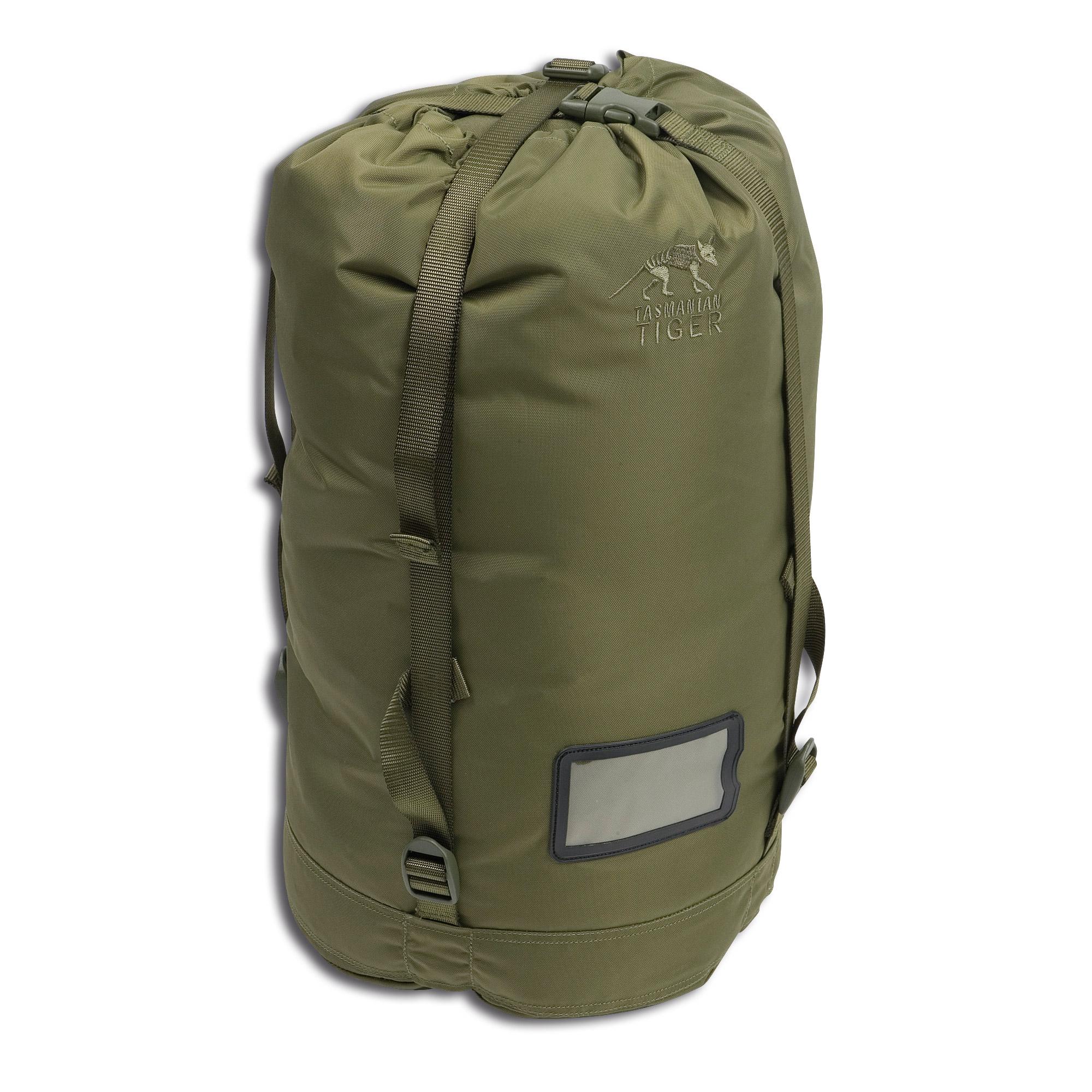 TT stuff bag olive l