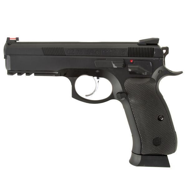 ASG Airsoft CZ SP-01 Shadow Full Metal GBB 1 J black