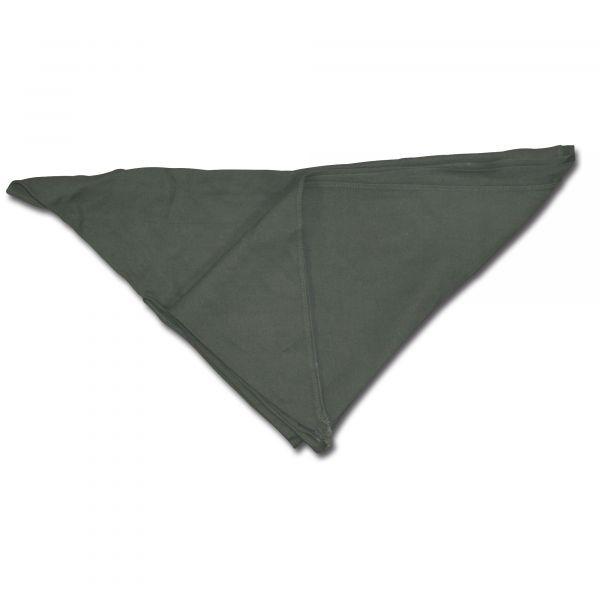 German Army Triangular Scarf, olive