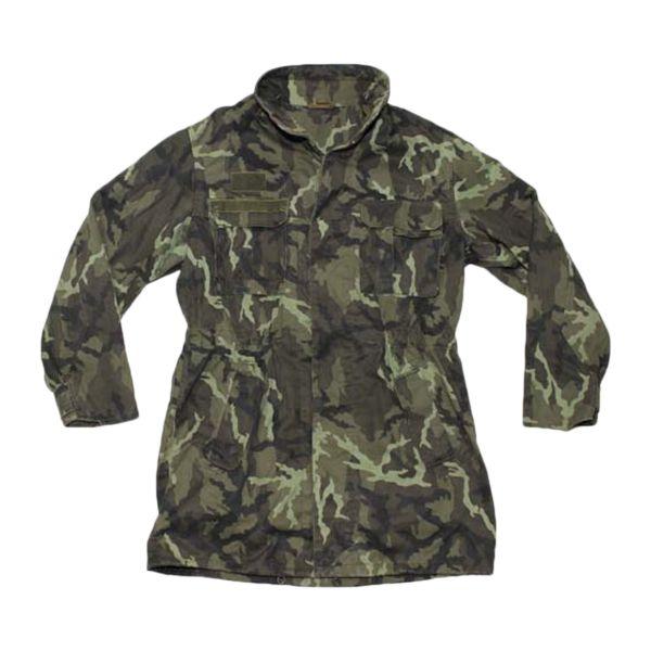 Used CZ Field Jacket M95 w/o Liner Camo