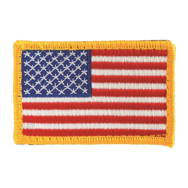 Insignia U.S. Flag Velcro full color