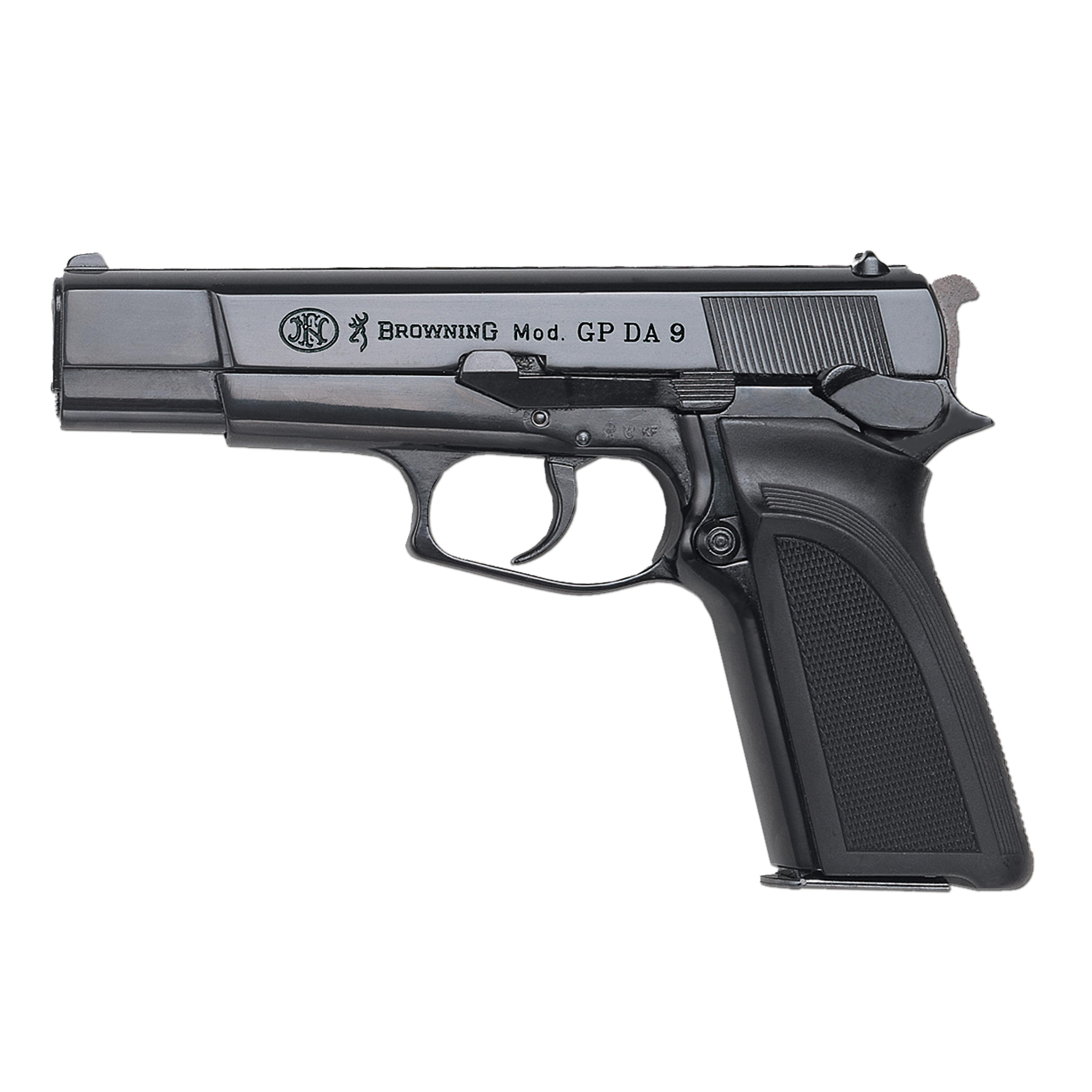 Pistol Browning GPDA9 gunmetal finished