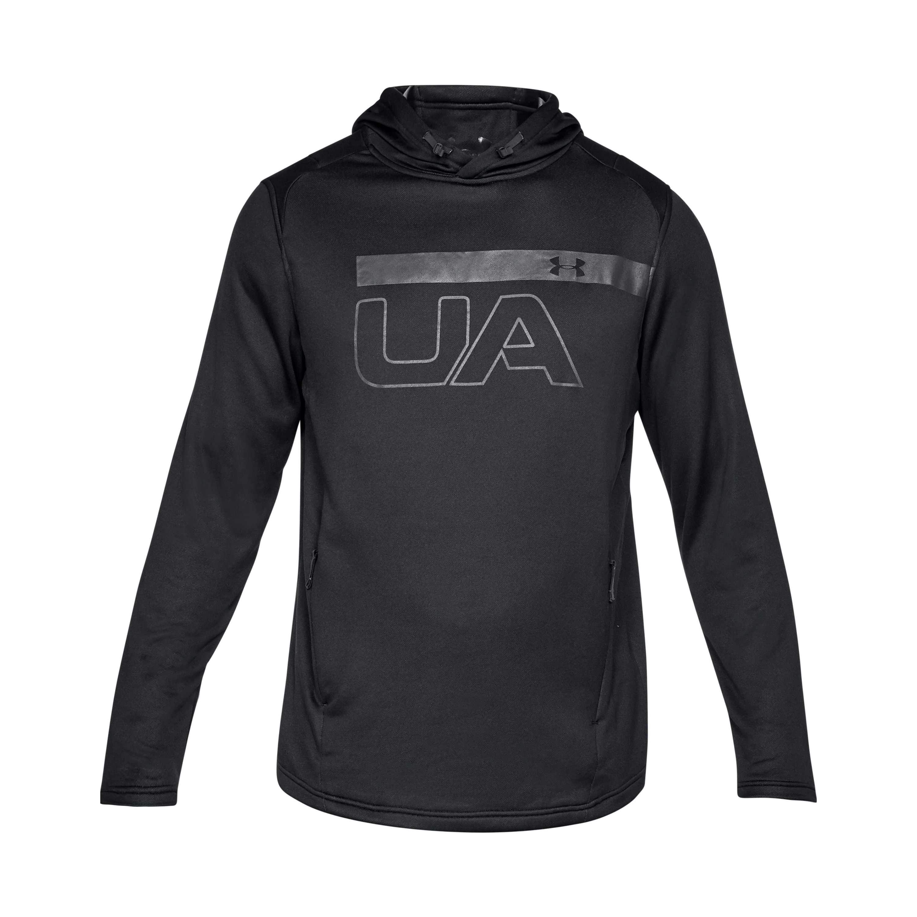 Under Armour Hoodie Tech Terry Graphic black