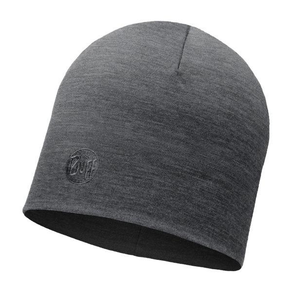 Buff Cap Merino Thermal gray