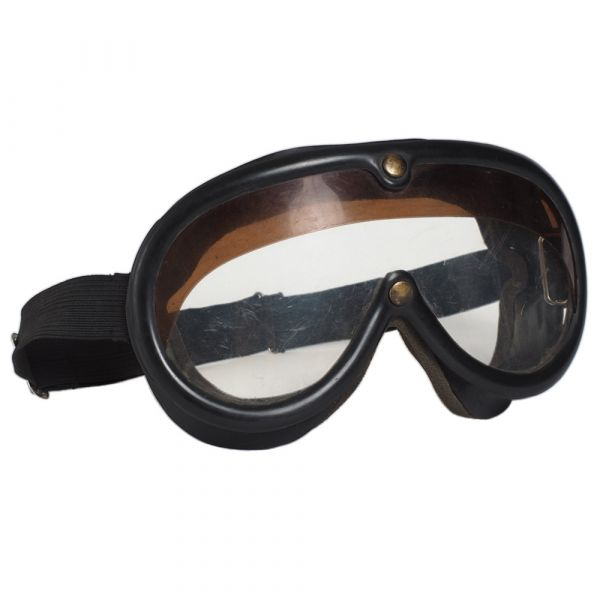 Used BW Safety Goggles black