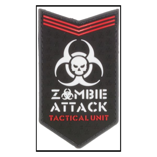 3D-Patch Zombie Attack swat