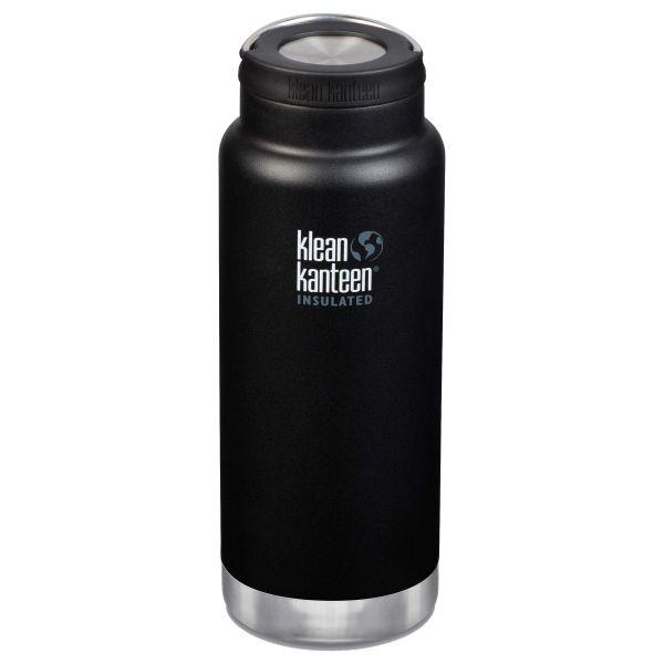 Klean Kanteen Bottle TK Wide VI shale black 946 ml