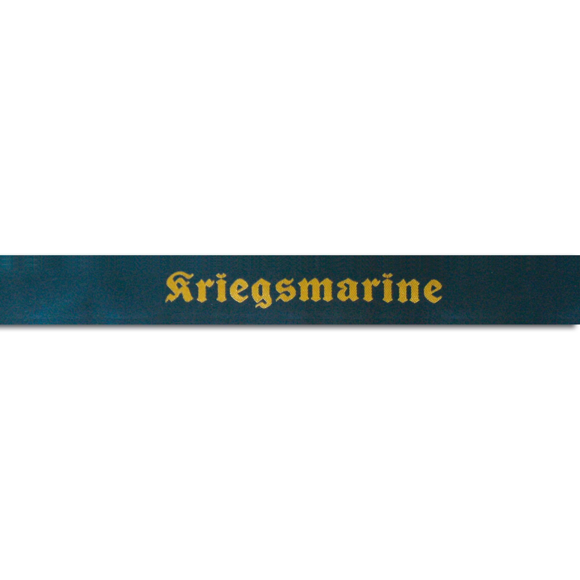 Hat Band German Navy (Kriegsmarine)