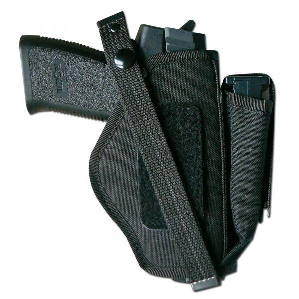 Belt holster Tac 1 black