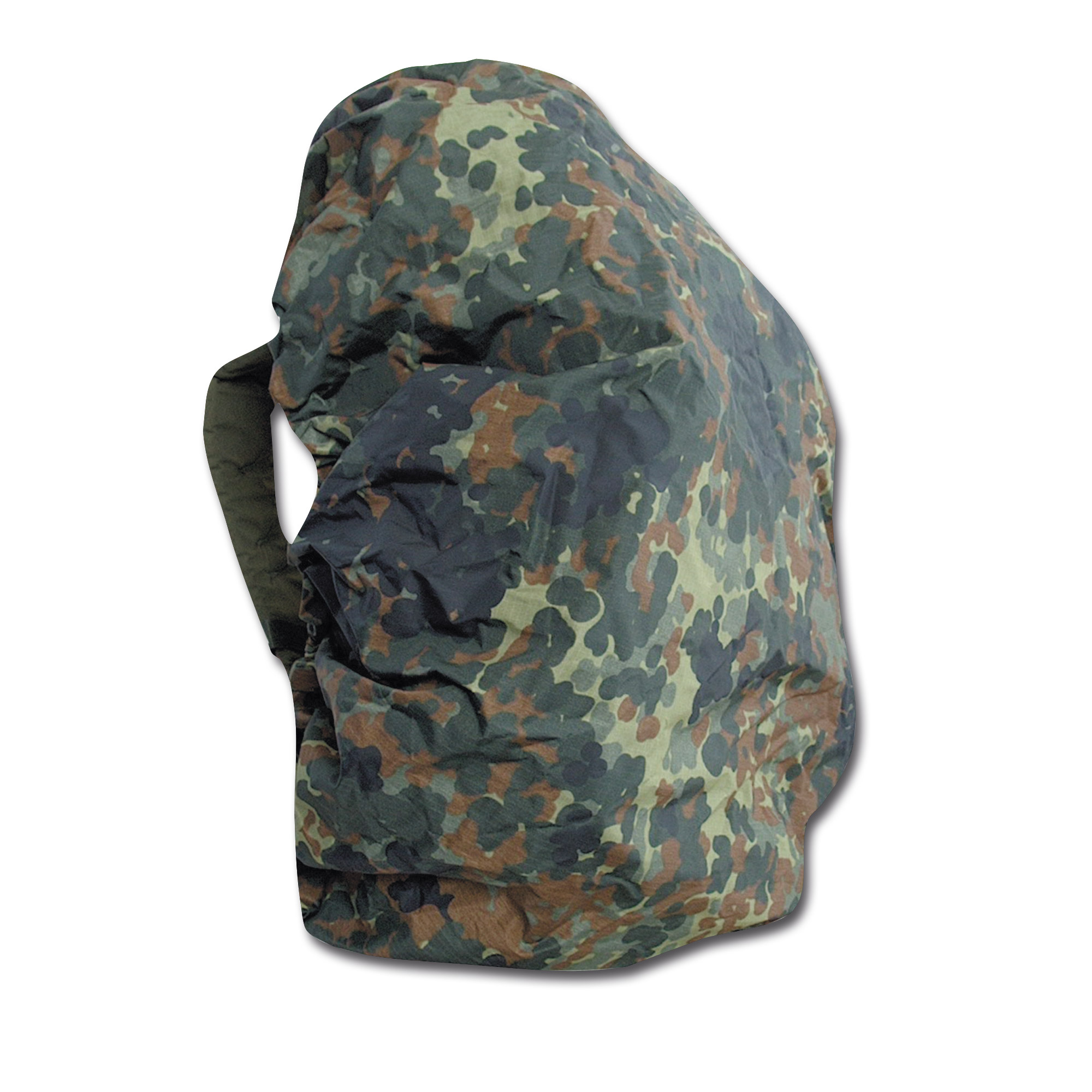 Backpack Cover flecktarn Size II