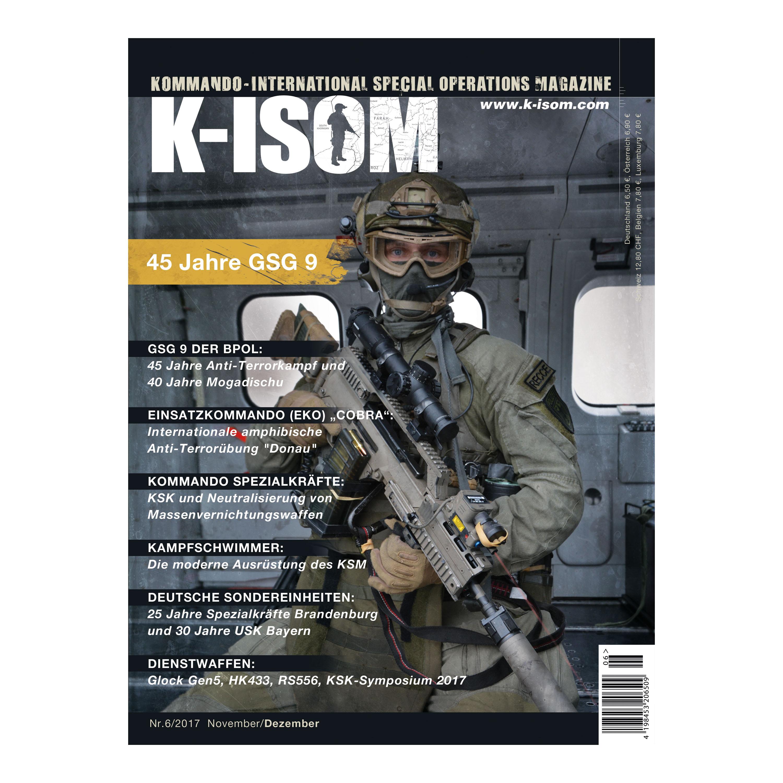 Kommando Magazine K-ISOM Ausgabe 06-2017
